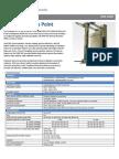 Cambium Networks PMP 450 AP Spec Sheet 100813