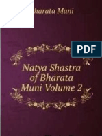 Natya Shastra Translation Volume 2 - Bharat Muni