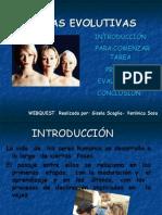 WEBQUEST- ETAPAS EVOLUTIVAS