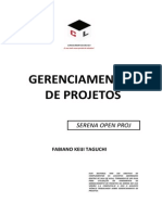Manual Open Projet