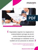 Whitepaper Kwaliteitsmanagement NL
