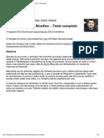Yamaha Fazer 250 Blueflex – Teste completo _ Motos Blog
