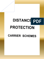 Distance Protection Carrier Schemes