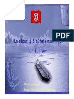 La sécurité & sûreté maritime en Tunisie