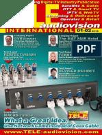 TELE Audiovision 1401