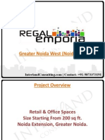 Regal Emporia | Noida Extension