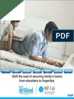 eShield Brochure New Ver - SBI LIFE Insurance