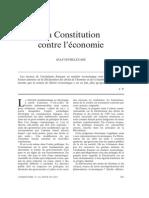 La Constitution contre l'économie - Jean Peyrelevade.pdf