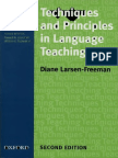 Techniques and Principles in Language Teaching 2nd Edition OCR