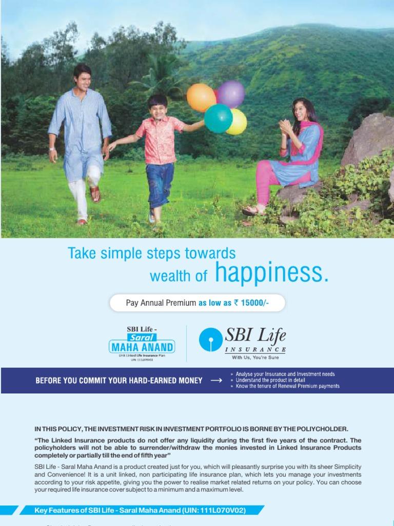 saral sbi online banking