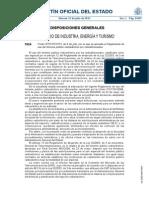Reglamento de uso del dominio público radioeléctrico por radioaficionados - BOE-A-2013-7624