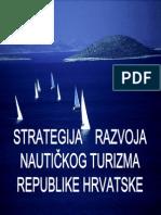 Nauticki Turizam Strategija Razvoja RH