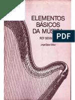 Elementos Basicos Da Musica - Roy Bennett