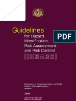 HIRARC Guidelines