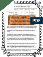 newsletter 20 1a