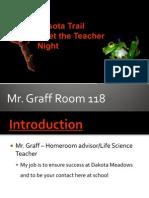 meet the teacher 2013 1