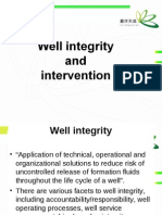 34-Well Integrity and Intervention