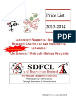 Pricelist some polymers materials PDF