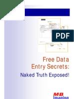 Data Entry Secrets