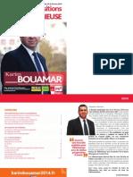 Karim Bouamar-Mes Propositions Pour Villetaneuse