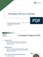 Estrategia y Plan de E-Learning