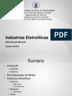 Eletrolíticas