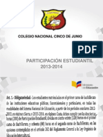 SOCIALIZAR ALUMNOS 2013