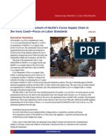 Improving Workers' Lives Worldwide
