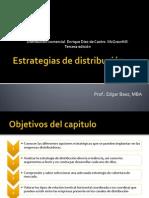 Canales de Distribucion Capitulo III