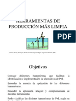 Herramientas de Produccion Mas Limpia