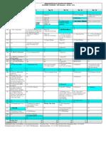 Academic Calendar Jul-Dec 2014 26.12.2013