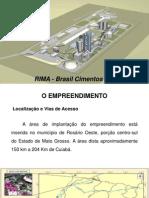 RIMA - Brasil Cimentos S