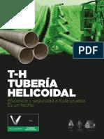 Tuberia Elicoidal