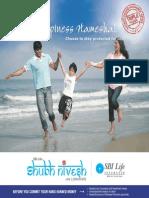 Shubh Nivesh Brochure New Version- SBI Life Insurance