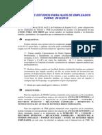 Ayuda Estudios 2012-13 Normas