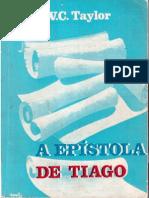A EPÍSTOLA DE TIAGO - W. C. Taylor