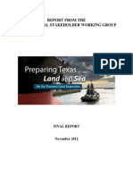 Panama Canal Expansion Effects to Texas | November 2012