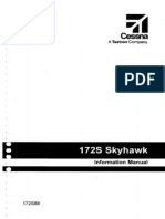 172S Skyhawk Information Manual