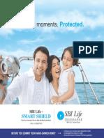 Term Insurance - Smart Shield Brochure New Version - SBI Life Insurance