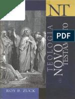 Teologia Do Novo Testamento Roy B Zuck
