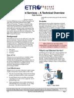 Metro Ethernet Services