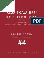 MT PMR KCM Exam Tips4 ®