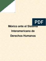 México ante el Sistema Interamericano de Derechos Humanos