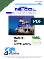 Metecno Monowall Manual