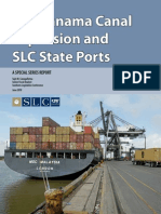 Panama Canal Expansion Impacts to Southern US Ports | June 2010