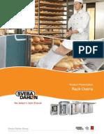 Rack Ovens Sveba Dahlen Brochure