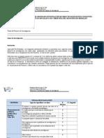 Protocolo Evaluación de los proyectos de investigación Versión Final