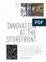 Innovation at the Storefront