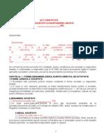 40 2 Act Constitutiv SRL 2 Asociati Octav 2009