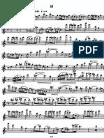 Taktakishvili - Sonata for flute and piano - 3° moviment